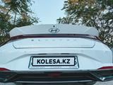 Hyundai Elantra 2021 года за 11 500 000 тг. в Туркестан