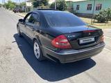 Mercedes-Benz E 240 2002 года за 3 700 000 тг. в Шымкент – фото 4