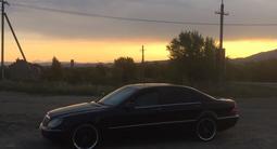 Mercedes-Benz S 500 2000 года за 2 799 999 тг. в Алматы – фото 2