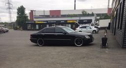 Mercedes-Benz S 500 2000 года за 2 799 999 тг. в Алматы – фото 5