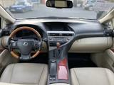 Lexus RX 350 2009 года за 9 900 000 тг. в Актобе – фото 5