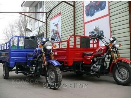 Бензиновые и Электро мотороллеры (Муравей) 2017 года за 360 000 тг. в Алматы – фото 6
