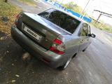 ВАЗ (Lada) 2170 (седан) 2008 года за 850 000 тг. в Костанай – фото 4