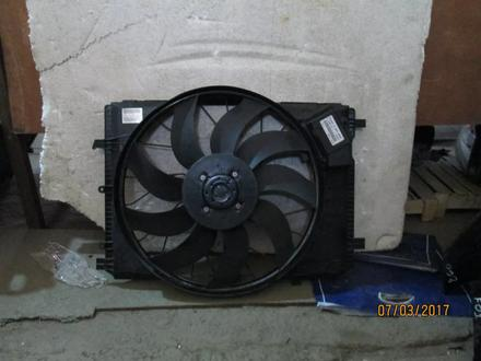 Вентилятор охлаждения mercedes w221 за 140 000 тг. в Алматы