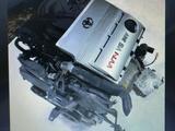 Мотор 1mz-fe АКПП Двигатель toyota Highlander коробка (тойота хайландер) за 55 127 тг. в Алматы