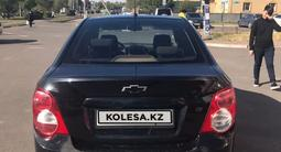 Chevrolet Aveo 2013 года за 3 200 000 тг. в Нур-Султан (Астана) – фото 2