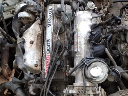 Двигатель на Toyota Carina ED 3S-FE 2.0L 16V за 220 000 тг. в Тараз