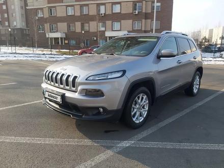 Jeep Cherokee 2014 года за 10 000 000 тг. в Алматы