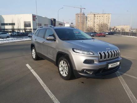 Jeep Cherokee 2014 года за 10 000 000 тг. в Алматы – фото 2