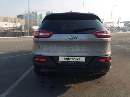 Jeep Cherokee 2014 года за 10 000 000 тг. в Алматы – фото 6