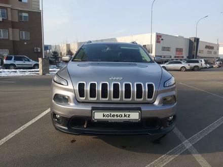 Jeep Cherokee 2014 года за 10 000 000 тг. в Алматы – фото 7