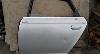 Дверь Audi a6 c6 задн. Лев. (б/у) за 39 000 тг. в Костанай