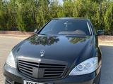 Mercedes-Benz S 500 2007 года за 6 300 000 тг. в Шымкент – фото 5