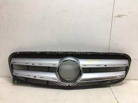 Решетка радиатора Mercedes-Benz GLA за 111 111 тг. в Петропавловск – фото 3