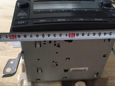 Штатная магнитола от ТЛК Прадо 150 за 15 000 тг. в Нур-Султан (Астана) – фото 8