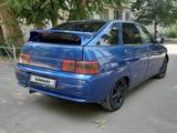ВАЗ (Lada) 2112 (хэтчбек) 2001 года за 1 250 000 тг. в Тараз – фото 3