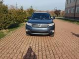 Toyota Highlander 2012 года за 12 821 144 тг. в Шымкент