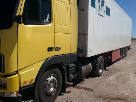 Volvo  FH 12 420 1999 года за 15 500 000 тг. в Шымкент – фото 4