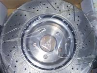 Тормозные диски, передние на мерседес E 320 за 45 000 тг. в Шымкент
