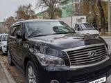 Infiniti QX56 2013 года за 10 000 000 тг. в Уральск