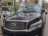 Infiniti QX56 2013 года за 10 000 000 тг. в Уральск – фото 2