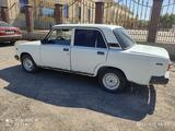 ВАЗ (Lada) 2107 1999 года за 500 000 тг. в Шу – фото 3