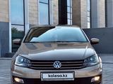 Volkswagen Polo 2017 года за 6 200 000 тг. в Туркестан