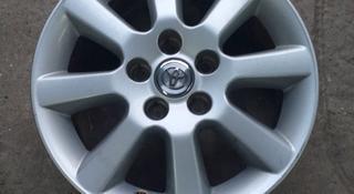 Диски R16 5x114, 3 Toyota оригинал за 100 000 тг. в Алматы