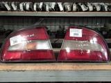 Задний фонарь левый седан на Mitsubishi Galant за 5 400 тг. в Тараз – фото 2