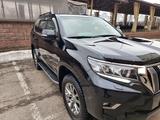 Toyota Land Cruiser Prado 2019 года за 30 000 000 тг. в Шымкент – фото 4