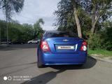 Chevrolet Aveo 2013 года за 2 500 000 тг. в Алматы – фото 2