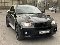 BMW X6 2008 года за 11 000 000 тг. в Алматы