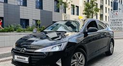 Hyundai Elantra 2019 года за 8 100 000 тг. в Нур-Султан (Астана)