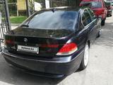 BMW 730 2003 года за 3 800 000 тг. в Алматы – фото 3
