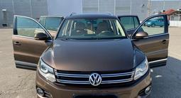 Volkswagen Tiguan 2016 года за 9 000 000 тг. в Алматы – фото 3