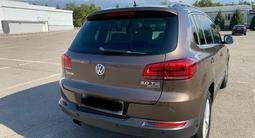 Volkswagen Tiguan 2016 года за 9 000 000 тг. в Алматы – фото 5