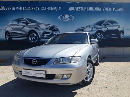 Mazda 626 2001 года за 2 500 000 тг. в Актау – фото 3