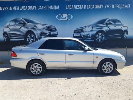 Mazda 626 2001 года за 2 500 000 тг. в Актау – фото 6