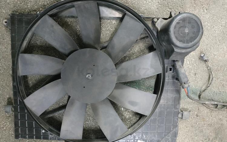 Mercedes-Benz w220 вентилятор основного радиатора за 60 000 тг. в Алматы