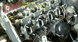 Двигатель 1kz 1kz-te 1кз за 500 000 тг. в Алматы