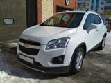 Chevrolet Tracker 2014 года за 4 950 000 тг. в Костанай