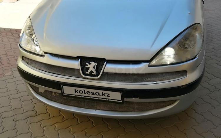 Peugeot 807 2004 года за 2 550 000 тг. в Алматы