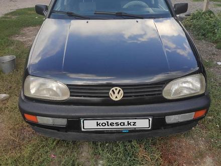 Volkswagen Golf 1992 года за 1 200 000 тг. в Алматы