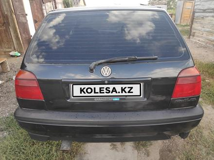 Volkswagen Golf 1992 года за 1 200 000 тг. в Алматы – фото 2