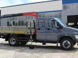 ГАЗ  КМУ 3200 кг, борт 5 метров 2021 года за 19 950 000 тг. в Атырау – фото 2