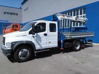 ГАЗ  КМУ 3200 кг, борт 5 метров 2021 года за 23 950 000 тг. в Атырау