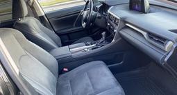 Lexus RX 200t 2016 года за 17 666 666 тг. в Нур-Султан (Астана) – фото 4