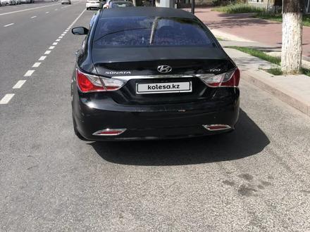 Hyundai Sonata 2010 года за 4 700 000 тг. в Алматы – фото 3
