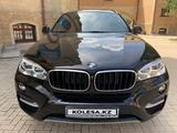 BMW X6 2017 года за 23 000 000 тг. в Караганда – фото 3