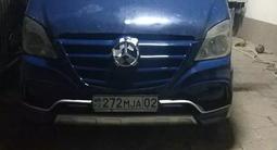 Тюнинг переднего бампера w906 Sprinter за 130 000 тг. в Алматы – фото 2